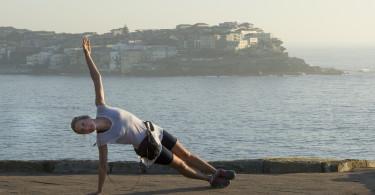 Trenować efektywnie, to czuć zmęczenie, po i ból.