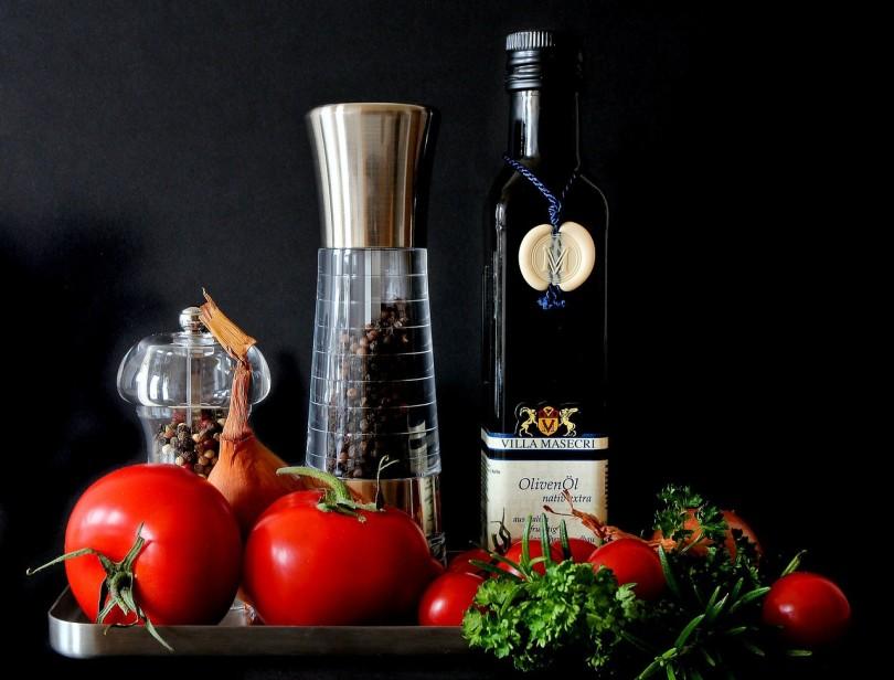 Dieta przeciw miażdżycy bogata w warzywa i owoce